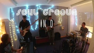 Sutcliffe Brothers Jam - Soul Groove!