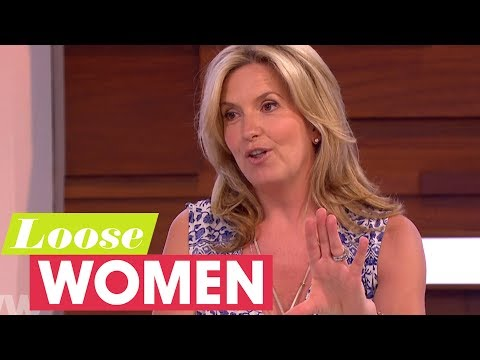 Penny Lancaster Issued Rod Stewart an Ultimatum to Stop His Roguish Ways | Loose Women