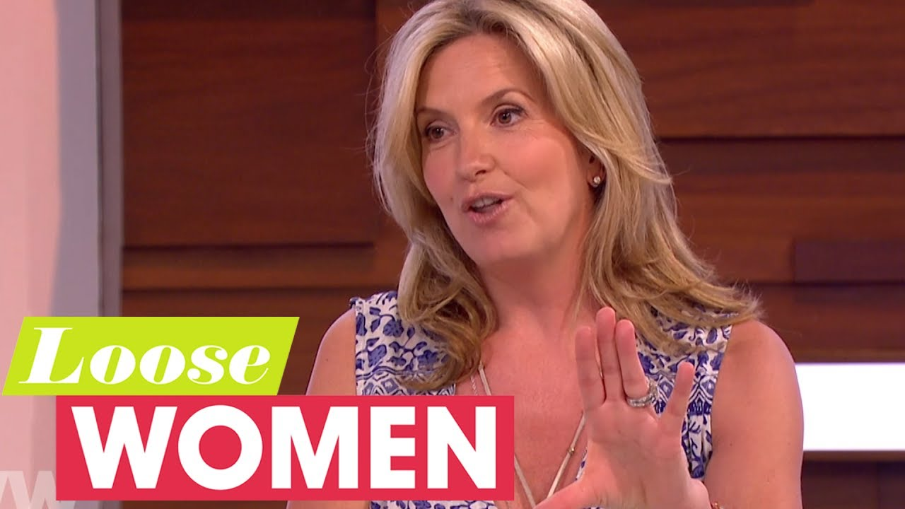 Penny Lancaster: Penny Lancaster Issued Rod Stewart An Ultimatum To Stop