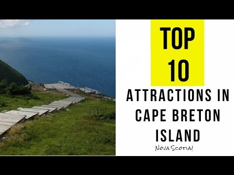 Top 12. Best Tourist Attractions in Cape Breton Island, Cana