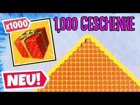 1000 GESCHENKE, ABER nur 1 RICHTIGES!