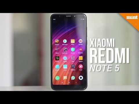 Xiaomi Redmi Note 5- key highlights