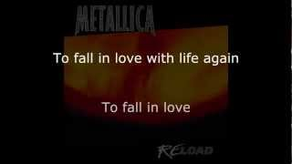 Metallica - Fixxxer Lyrics (HD)
