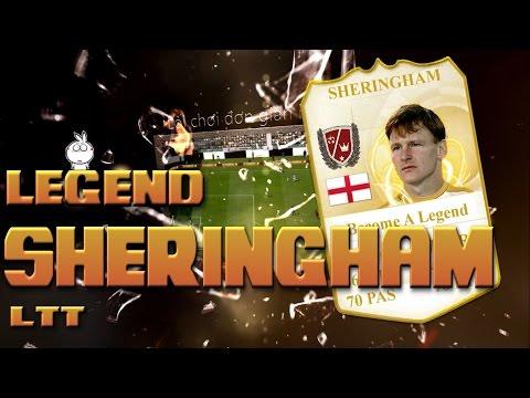 Kênh LTT | Review Teddy Sheringham World Legend - FIFA Online 3 Việt Nam