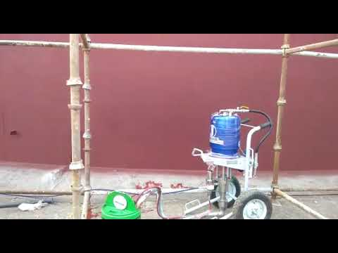 Airless Spray Painting Equipment Model C451