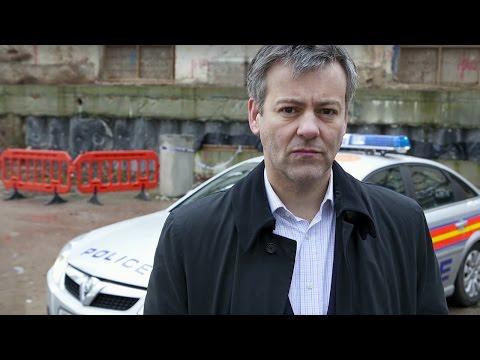 Detective Inspector Lestrade - Unlocking Sherlock - BBC