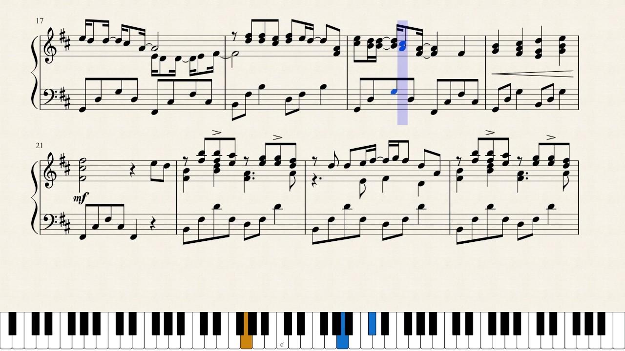 Flowerfell secret garden piano version youtube - Secret garden musical soundtrack ...