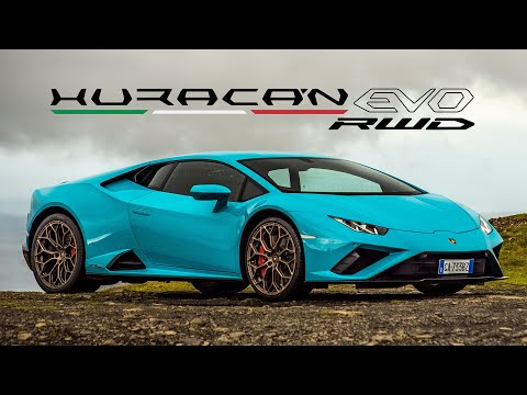NEW Lamborghini Huracán EVO RWD: This Baby Lambo Has EVERYTHING You Need | Carfection 4K