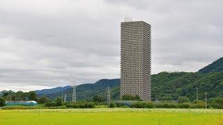 田んぼのど真ん中に超高層ビル【スカイタワー41】