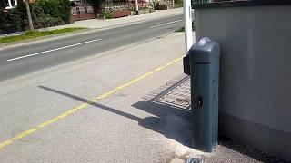 Video: Kit bariera completa acces auto Motorline KBM6 - INOX, 6 m, 230 V, IP 55