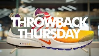 Nike Air Presto // Throwback Thursday