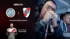 Godoy Cruz vs. River en vivo con los relatos de Atilio Costa Febre por Radio del Plata