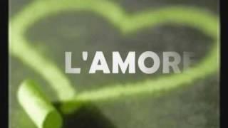 L'AMORE - Sonohra ( testo )
