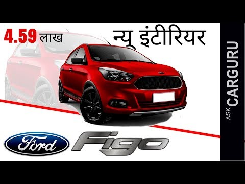 Ford Figo 2018, Figo Launching Date, New Figo price & all Details by CARGURU