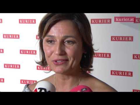 ROMY 2016 Preisträgerin: Sandra Maischberger