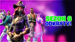 * NEW * SKINS of SEASON 6 and PETS UNCOVERED! -Fortnite Battle Royale | Hexo