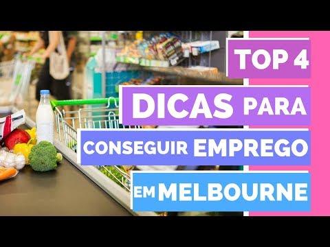 COMO CONSEGUIR EMPREGO NA AUSTRÁLIA - SOS MELBOURNE