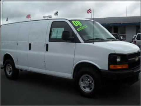 2008 Chevrolet Express Van Long Beach Ca