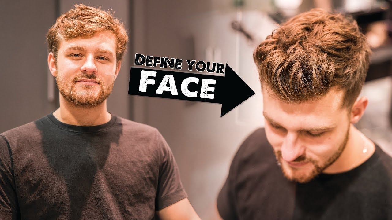 How A Haircut Can Give You A Strong Defined Face Structure