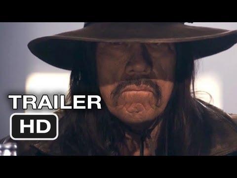 Dead in Tombstone Official Trailer #1 (2012) - Danny Trejo, Mickey Rourke Movie HD
