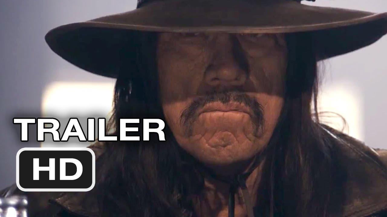 Dead In Tombstone Official Trailer 1 2012 Danny Trejo Mickey Rourke Movie Hd Youtube