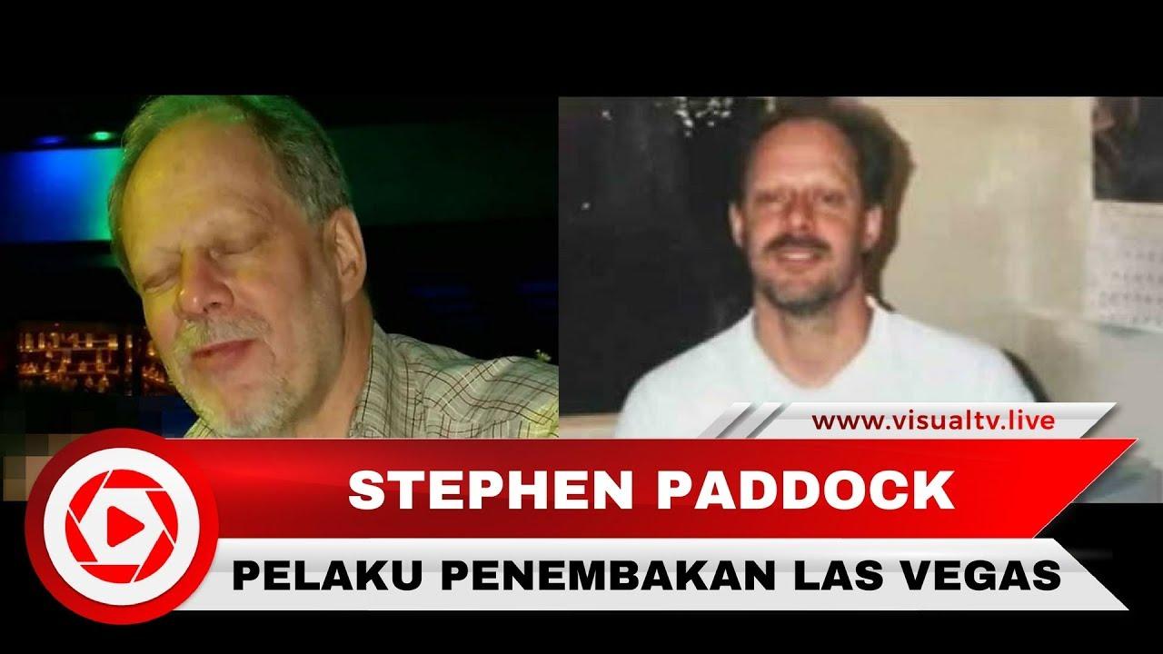 Pelaku Penembakan Picture: Stephen Paddock, Pelaku Penembakan Brutal Di Las Vegas