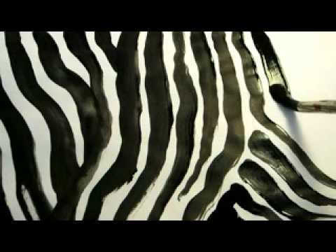 amazing zebra pattern how to draw black and white zebra print