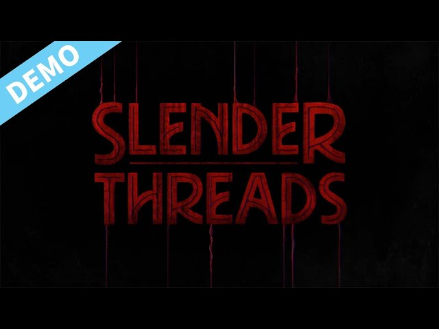 New Indie Spooky Point and Click Adventure | Slender Threads | PC DEMO