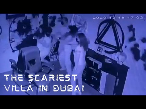 Scariest haunted house in Dubai | Deep Dark Experience