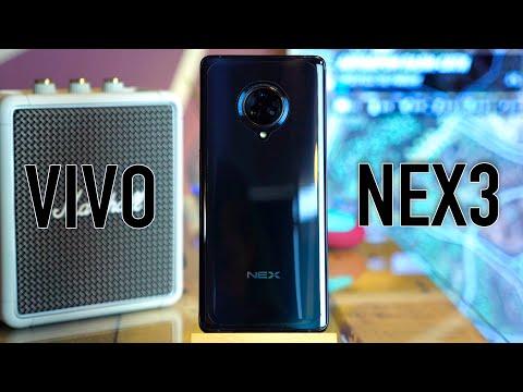 Обзор Vivo Nex 3. Самый автономный смартфон в 2019!