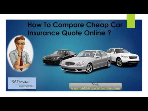 How To Find The Best Car Insurance Quotes Comparison