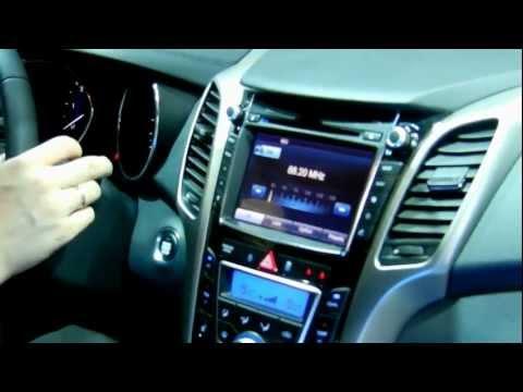 New 2012 Hyundai i30 First Impression in 1080p