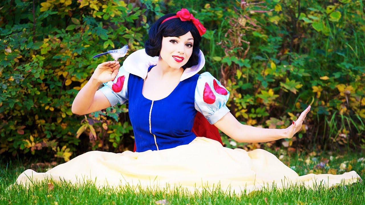 Snow white makeup tutorial youtube.