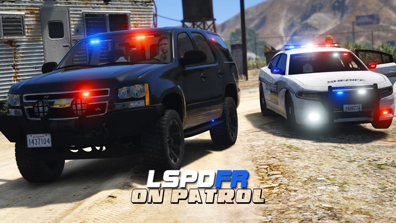 LSPDFR - Day 298 - Burglary in Blaine County