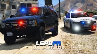 LSPDFR - Day 298 - Burglary in Blaine County