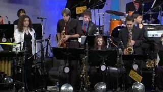 westlake high school studio jazz band at the hop