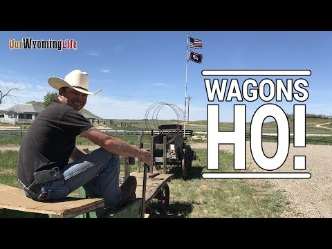 Bring on the Ranch Wagons - Buckboard & Covered
