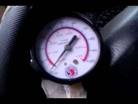 Como Probar La Presion En Una Bomba De Gasolina Video 1 Youtube