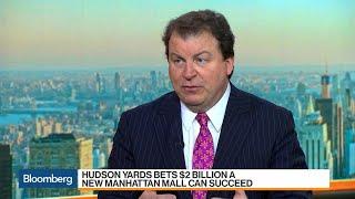 Hudson Yards Investors 'Cognizant of Risk,' Miller Says