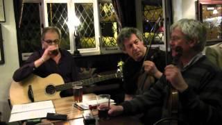 Folk music in an English pub ( part 2)