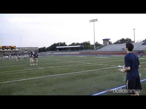Jesuit Uses Help From Drones To Film Football Practice