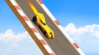 GTA 5 - What's The Fastest Speed Possible?
