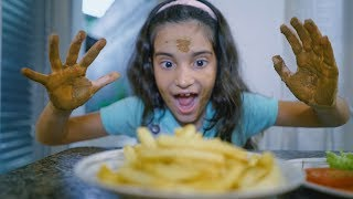 Lava a mão - Yasmin Verissimo - Música Educativa Infantil