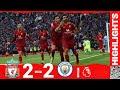 Highlights: Liverpool 2-2 Man City | Salah's sensational strike in thrilling draw