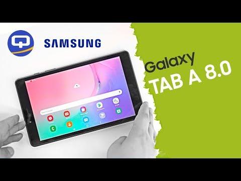 Обзор Samsung Galaxy Tab A 8.0. Слишком не дорогой./ QUKE.RU /
