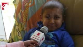 بالفيديو- مصراوي يشارك أطفال ''57357'' الاحتفال بالعام الجديد.. ''ملائكة يعشقون البسمة''