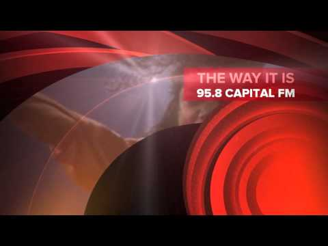 THE WAY IT IS 95.8 CAPITAL FM