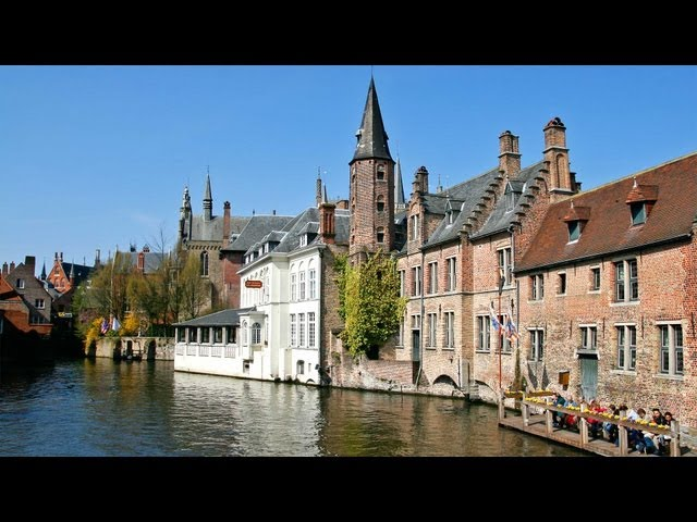 BRUJAS - Flandes - Turismo Bélgica (Belgique / Belgium) Brugge - Brujes Videos De Viajes