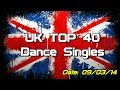 Download UK Top 40 - Dance Singles (09/03/2014) MP3 song and Music Video