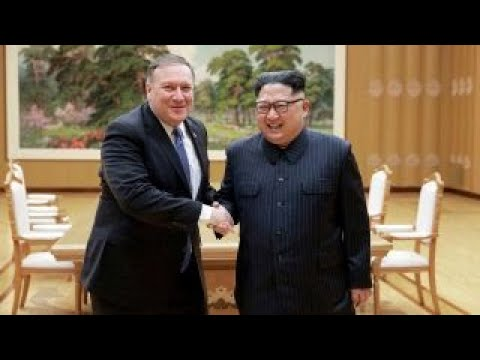 Secretary State Pompeo is on a 'showdown' visit Kim Jong Un: Jack Keane